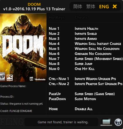 doom-4-trainer