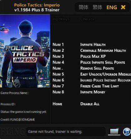 police-tactics-imperio-trainer