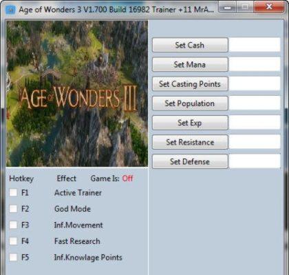 age-of-wonders-3-trainer