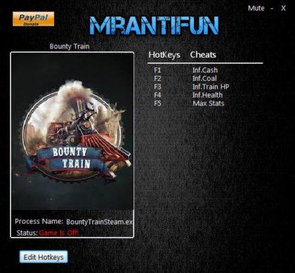 bounty-train-trainer
