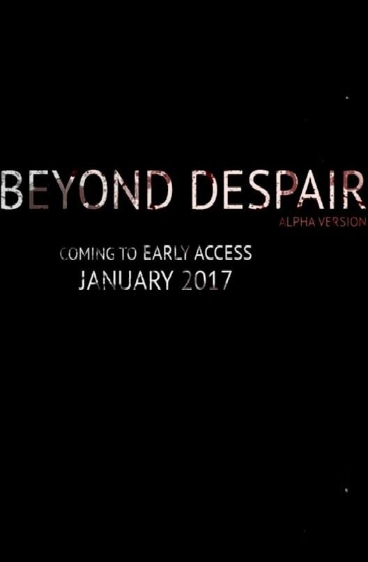 Beyond Despair cover