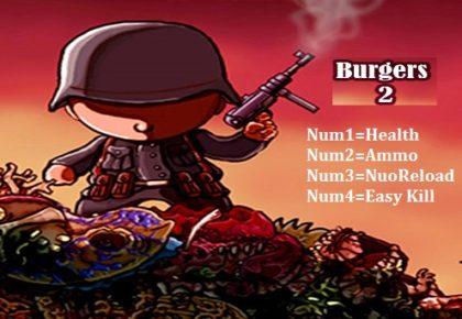 Burgers 2 trainer