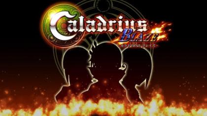 Caladrius Blaze trainer