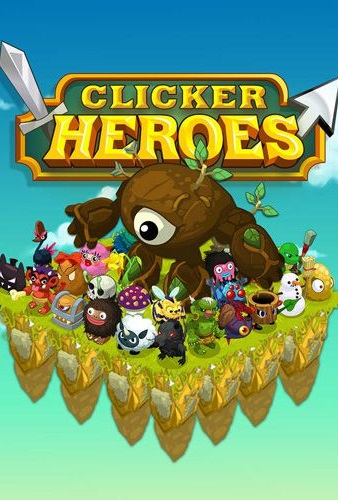 Clicker Heroes cover