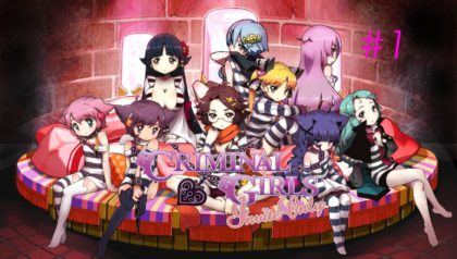 Criminal Girls Invite Only trainer