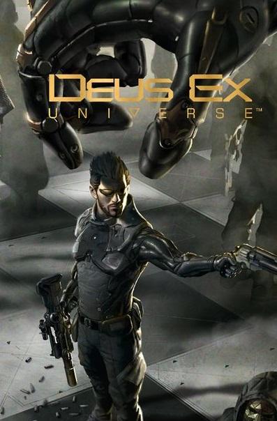 Deus Ex Breach cover