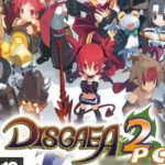 Disgaea 2 PC cover