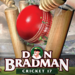 Don Bradman Cricket 17 cover