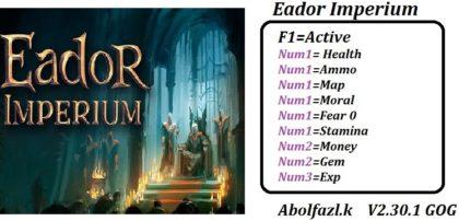 Eador. Imperium trainer