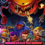 Enter The Gungeon cover pc