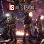 IS Defense cover