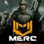 M.E.R.C. cover