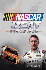 NASCAR Heat Evolution cover