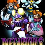 Nefarious cover