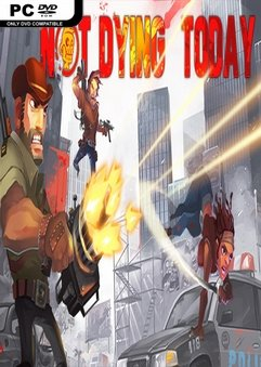 Not Dying Today cover