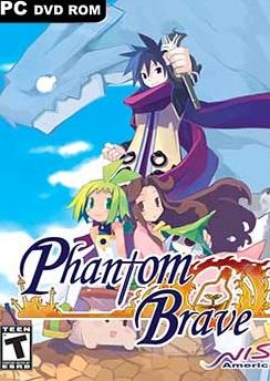 Phantom Brave PC cover