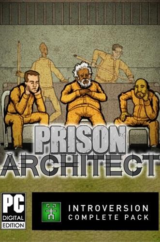 Prison Architect cover