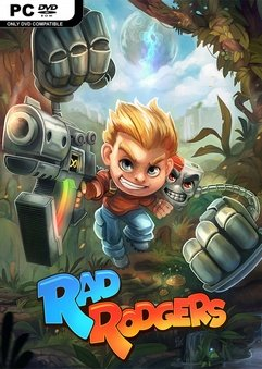 Rad Rodgers cover