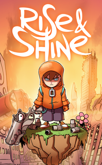 Rise & Shine cover pc