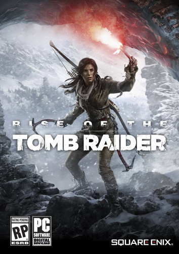Rise of the Tomb Raider cover pc