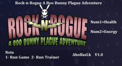 Rock-n-Rogue A Boo Bunny Plague Adventure Trainer