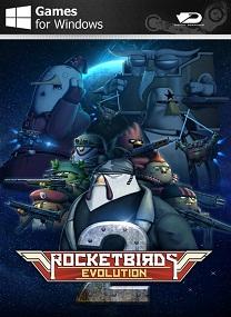 Rocketbirds 2 Evolution cover