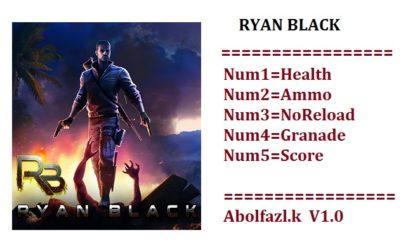 Ryan Black trainer