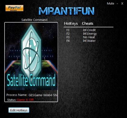satellite-command-trainer
