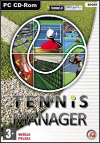 Tennis Elbow Manager cover