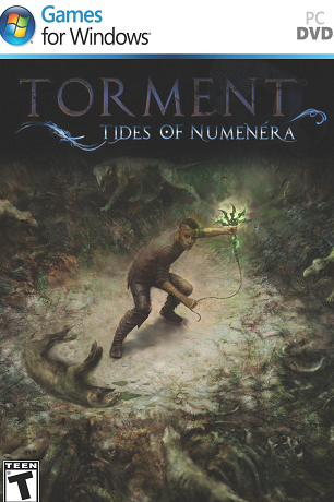 Torment Tides of Numenera cover