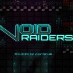 Void Raiders cover