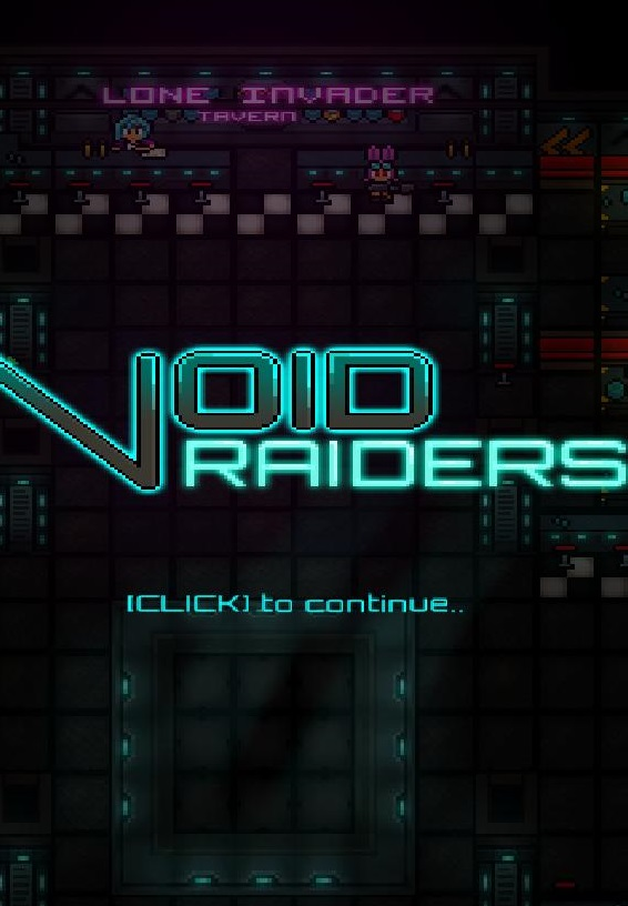 Void Raiders cover