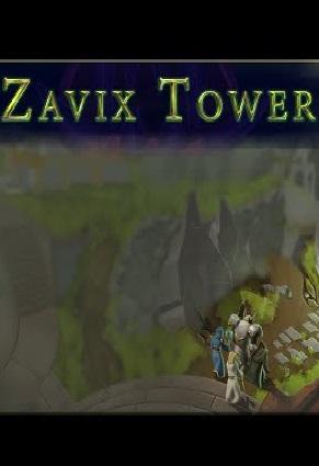 Zavix Tower cover