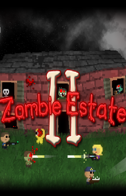 Zombie Estate 2 cover