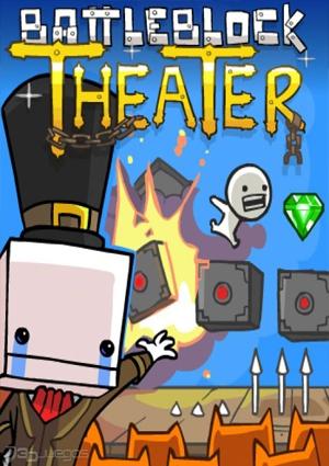 Battleblock Theater cover