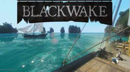Blackwake trainer