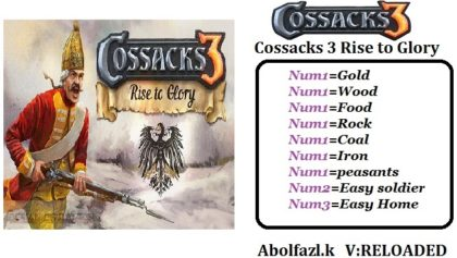 Cossacks 3 Rise to Glory Trainer