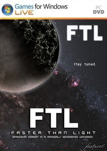 FTL Faster Than Light cover
