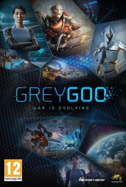 Grey Goo cover