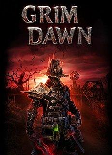 Grim Dawn cover cpc