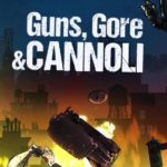 Guns, Gore & Cannoli cover