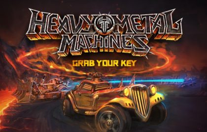 Heavy Metal Machines trainer