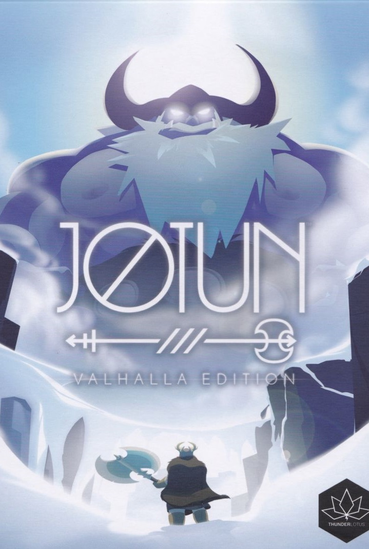Jotun Valhalla Edition cover