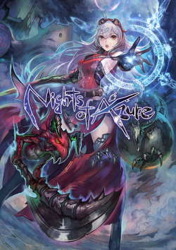 Nights of Azure cover
