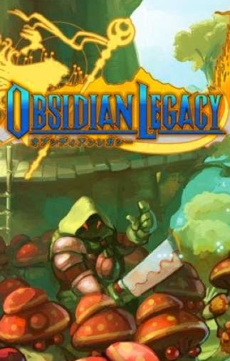Obcidian Legacy cover