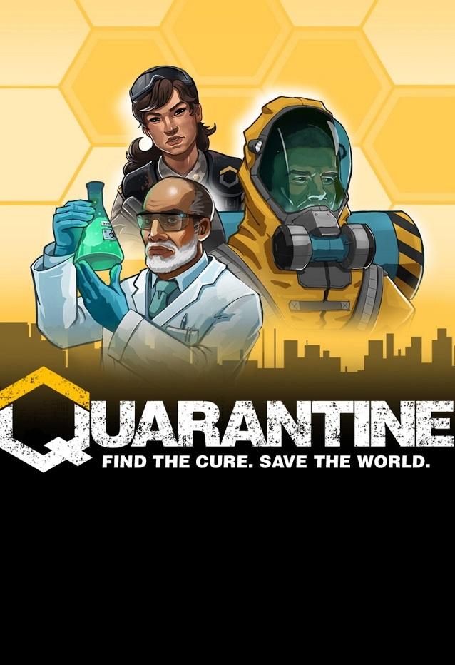 Quarantine game cover
