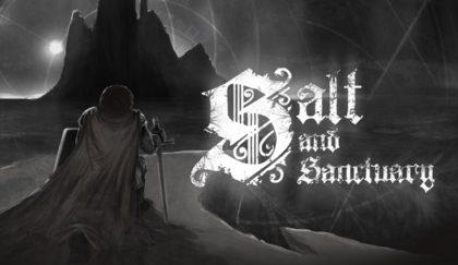 Salt and Sanctuary trainer