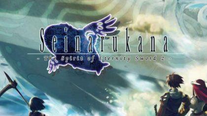 Seinarukana The Spirit of Eternity Sword 2 trainer