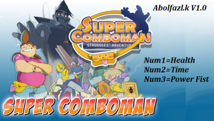 Super Comboman trainer