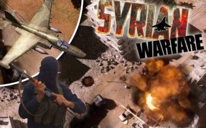 Syrian Warfare trainer
